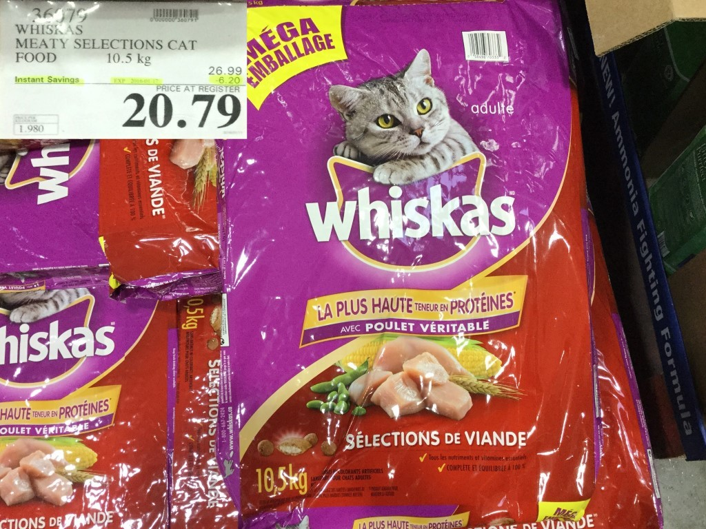 Costco Friskies Canned Cat Food