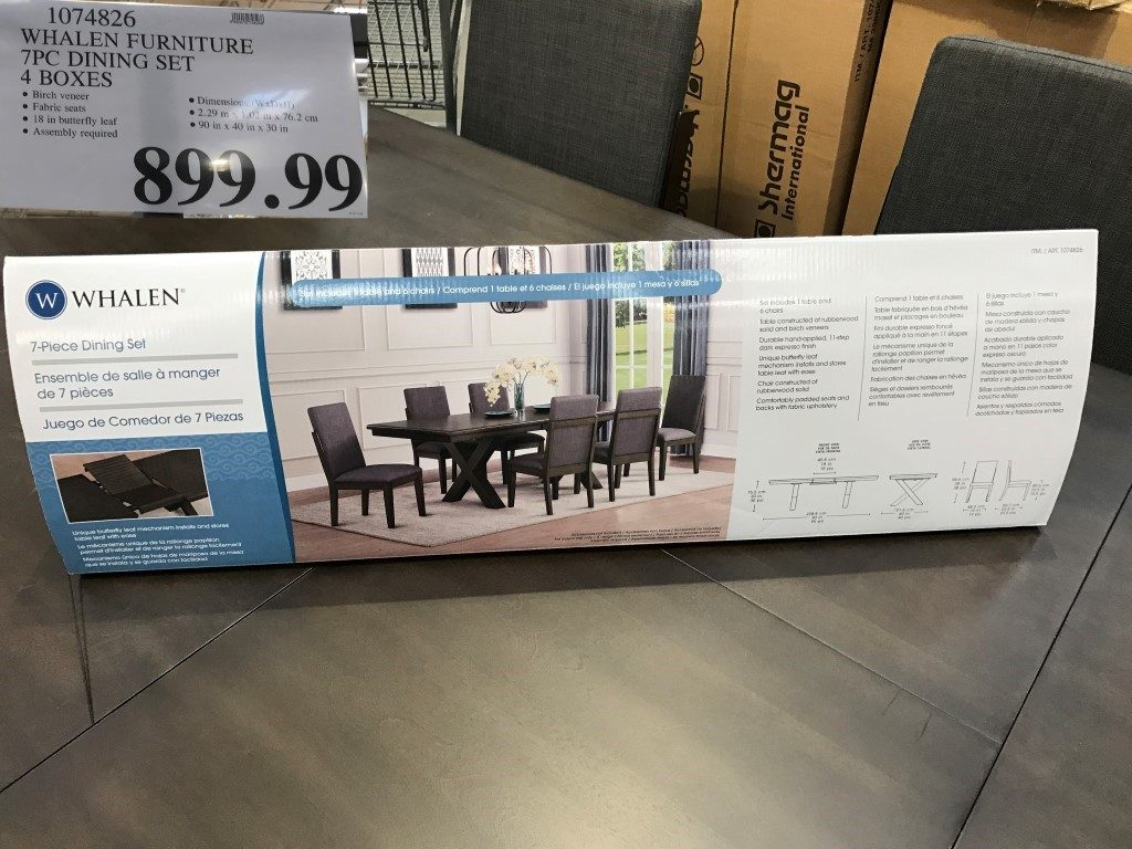 Costco West January Seasonal Furniture Appliances Exercise - Costco ca bedroom furniture