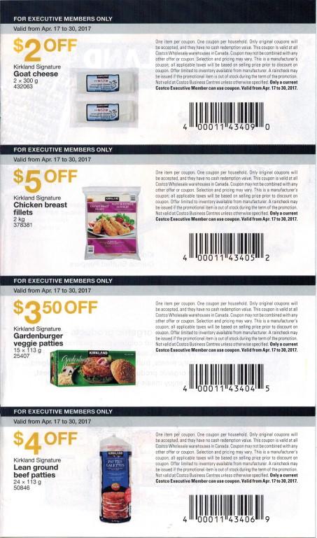 Costco canada executive coupons